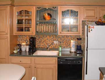 our solution cabinet refacing